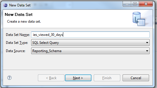 Adding a BIRT Report to Rosetta - Ex Libris Developer Network