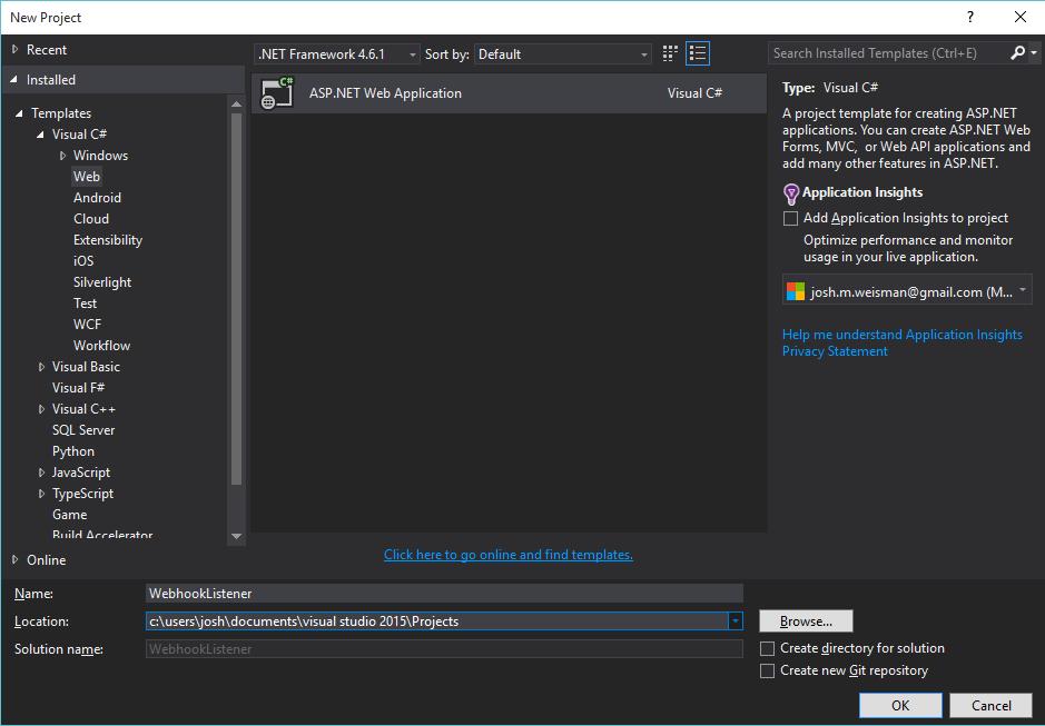 Hosting a C# Webhook Listener in Azure - Ex Libris Developer