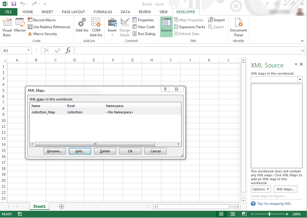Creating Dublin Core XML Files Using Excel - Ex Libris