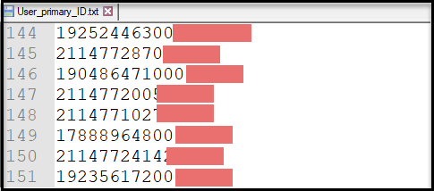 How to use ALMA User API to write job_category field data to